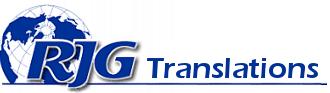 RJG Translations